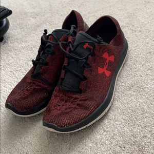 Mens underarmour sneakers